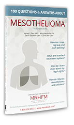 Free Mesothelioma Book Request